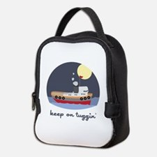Keep On Tuggin Neoprene Lunch Bag