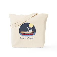 Keep On Tuggin Tote Bag