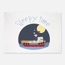 Sleepy Time 5'x7'Area Rug