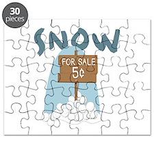 Snow Puzzle