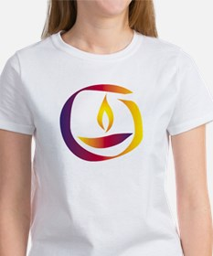 Rainbow Chalice Women's T-Shirt