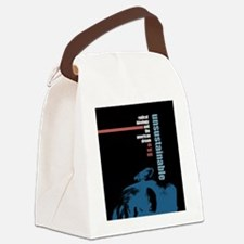 Unsustainable Canvas Lunch Bag