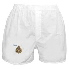 Pinecone Boxer Shorts