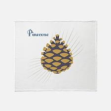 Pinecone Throw Blanket