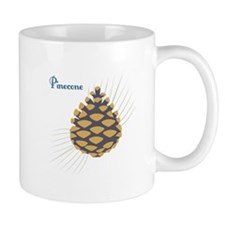 Pinecone Mugs