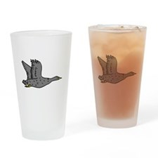 Grey Goose Drinking Glass
