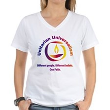 Rainbow Chalice_one faith Shirt