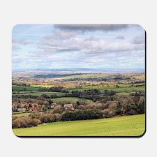 Landscape view Mousepad