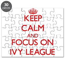 Unique Ivy league Puzzle