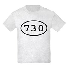 730 Oval T-Shirt
