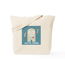 Hug Me, Human Tote Bag