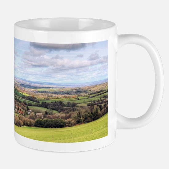 Landscape view Mugs