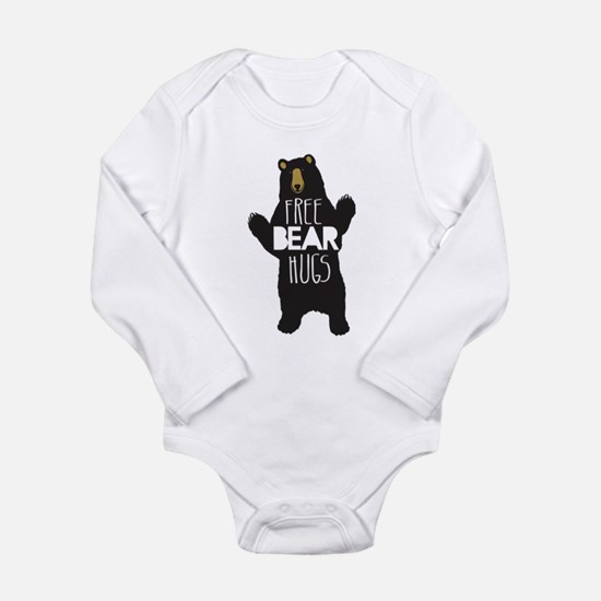 FREE BEAR HUGS Body Suit