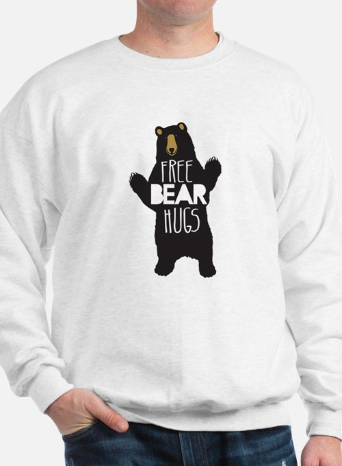 FREE BEAR HUGS Sweatshirt