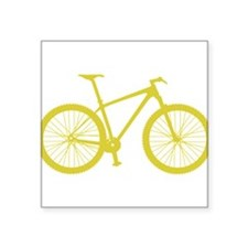 BOMB_yellow Sticker