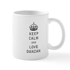 Keep Calm and Love Danzan Mugs