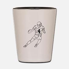 Quarterback Shot Glass