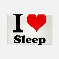 I Love Sleep Magnets