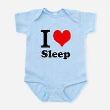 I Love Sleep Body Suit