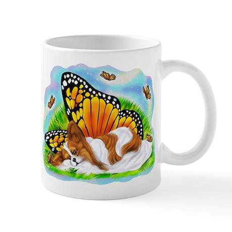 Papillon Mystical Monarch Mug