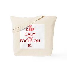 Cute I love nick Tote Bag