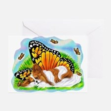 Papillon Mystical Monarch Greeting Cards (Package