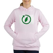 Unique Eco friendly Women's Hooded Sweatshirt