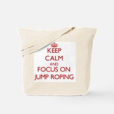 Unique Jump rope Tote Bag