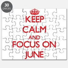 Keep calm carry Puzzle
