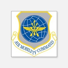 Air Mobility Command shiel copy Sticker