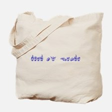 Read My Hands Tote Bag