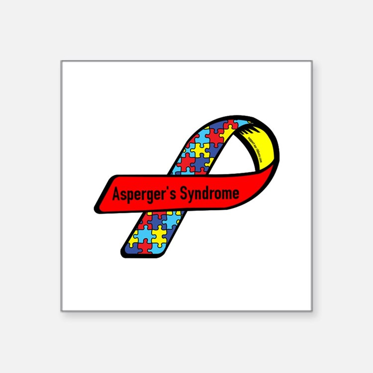 Aspergers Awareness Sticker
