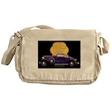 Jordon Messenger Bag