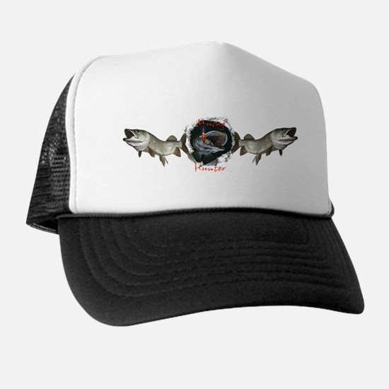 Cute Hobby fishing Trucker Hat
