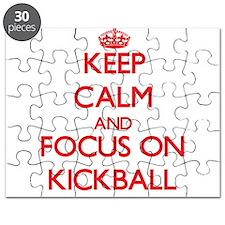 Cute Kickball Puzzle
