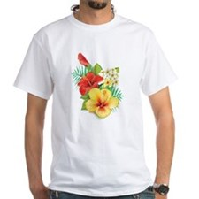 Tropical Hibiscus T-Shirt