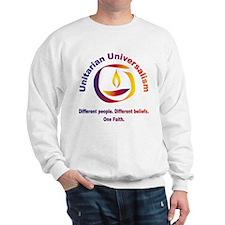 Rainbow Chalice_one faith Sweatshirt