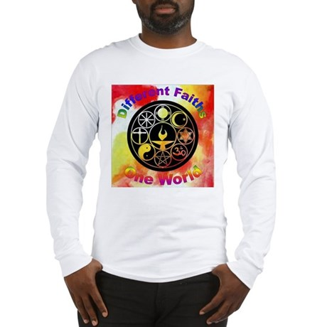 Different_one world Long Sleeve T-Shirt