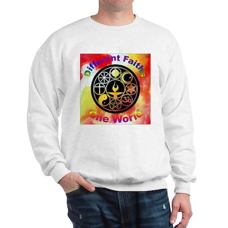 Different_one world Sweatshirt