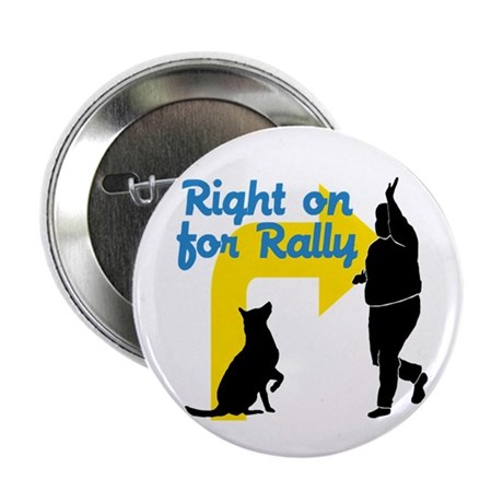 """Rally 2 2.25"""" Button (10 pack)"""