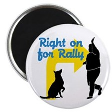"""Rally 2 2.25"""" Magnet (10 pack)"""