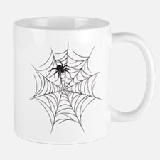 Spider and His Web Mugs