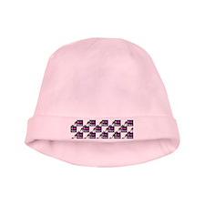 SHOE GIRL baby hat