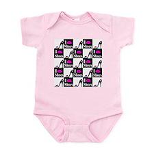 SHOE GIRL Infant Bodysuit