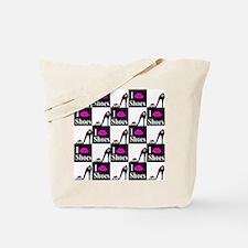 SHOE GIRL Tote Bag