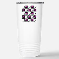 SHOE GIRL Travel Mug