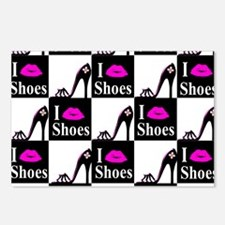 SHOE GIRL Postcards (Package of 8)