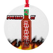 Unique Hot sauce Ornament