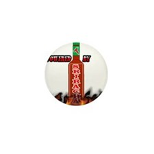 Cute Sriracha Mini Button (10 pack)