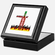 Unique Sriracha Keepsake Box
